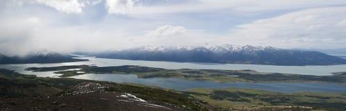 EL Calafate, glaciares parque nacional, Patagonia, la Argentina, Suramérica Fotos de archivo libres de regalías