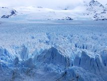 El Calafate Glaciers Stock Photo