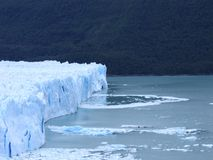 El Calafate Glaciers Royalty Free Stock Photo
