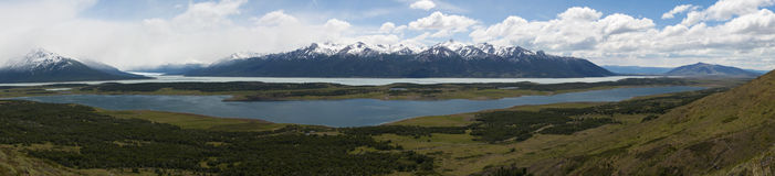 El Calafate, Glaciers National Park, Patagonia, Argentina, South America Royalty Free Stock Photo