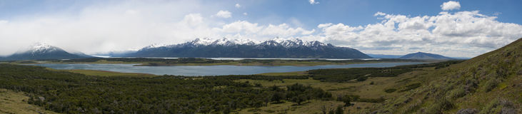 El Calafate, Glaciers National Park, Patagonia, Argentina, South America Royalty Free Stock Images