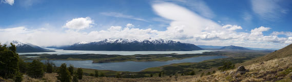 El Calafate, Glaciers National Park, Patagonia, Argentina, South America Stock Photos