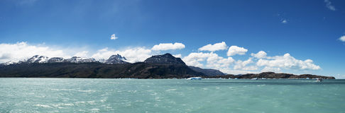 El Calafate, Glaciers National Park, Patagonia, Argentina, South America Royalty Free Stock Images