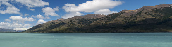 El Calafate, Glaciers National Park, Patagonia, Argentina, South America Stock Images