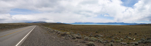 El Calafate, Glaciers National Park, Patagonia, Argentina, South America Royalty Free Stock Photography