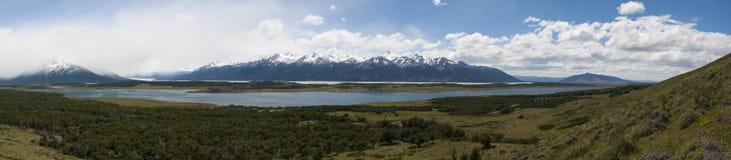 EL Calafate, parc national de glaciers, Patagonia, Argentine, Amérique du Sud Images libres de droits
