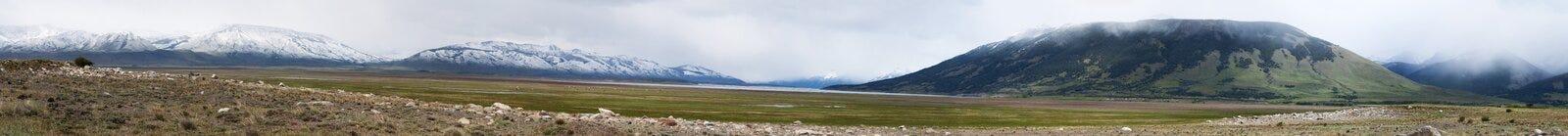 EL Calafate, parco nazionale dei ghiacciai, Patagonia, Argentina, Sudamerica Immagini Stock Libere da Diritti