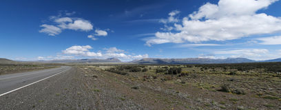 El Calafate, Patagonia, Argentina, South America Royalty Free Stock Images