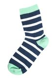 El calcetín Imagen de archivo libre de regalías