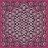 El caleidoscopio de flores Imagen de archivo libre de regalías