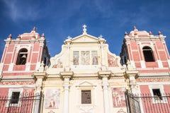 El Calvario Church from Leon Royalty Free Stock Photo