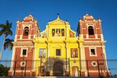 El Calvario Church, Leon, Nicaragua Stock Image