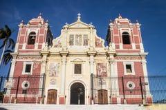El Calvario Church, Leon, Nicaragua Royalty Free Stock Images
