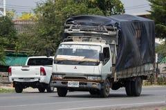 El camión de Nim ve a Seng Transport Fotos de archivo libres de regalías