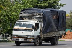 El camión de Nim ve a Seng Transport Fotos de archivo