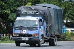 El camión de Nim ve a la compañía 1988 de Seng Transport Imagen de archivo