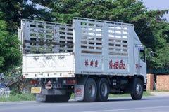 El camión de Nim ve a Seng Transport 1988 Fotos de archivo
