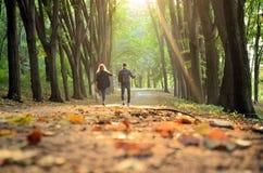 El caminar Fotografía de archivo libre de regalías