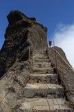 El caminar de Madeira Fotos de archivo libres de regalías
