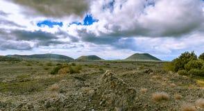 El caminar del monte Etna imágenes de archivo libres de regalías