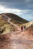El caminar en Costa Rica foto de archivo