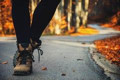 El caminar Keep Imagen de archivo libre de regalías