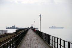 Embarcadero de Southend Imagen de archivo