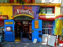 Free El Caminito Royalty Free Stock Photo - 39041675