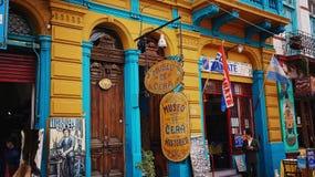 EL Caminito, Buenos Aires Photo stock