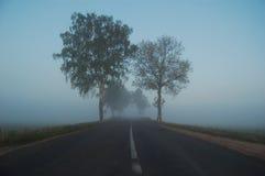 El camino? Fotos de archivo