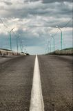 El camino Imagenes de archivo