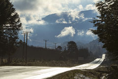 El camino Imagen de archivo