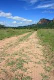 El camino? Imagen de archivo libre de regalías