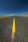 El camino abierto Imagen de archivo