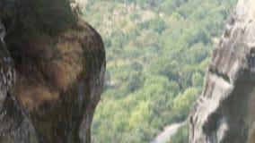 El camino al Meteora, Grecia