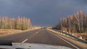 El camino antes de la tormenta metrajes