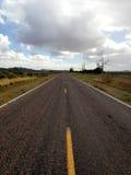 El camino a atesorar Foto de archivo libre de regalías