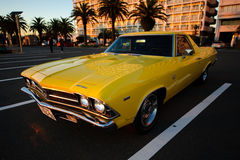 El-camino Chevrolet front Royalty Free Stock Photo