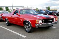 EL Camino de Chevrolet Image libre de droits