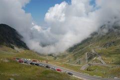 El camino de conducción más grande del mundo Fotografía de archivo