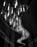 El camino de la luz Imágenes de archivo libres de regalías
