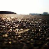 El camino de piedra Fotos de archivo