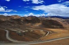 El camino del cielo Imagen de archivo