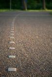 El camino a en ninguna parte Foto de archivo libre de regalías