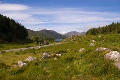 El camino a killarney Fotos de archivo libres de regalías