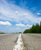 El camino perdido Fotografía de archivo libre de regalías