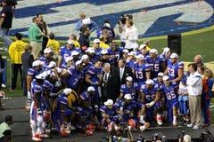 El campeonato del SEC concede la presentación Foto de archivo libre de regalías