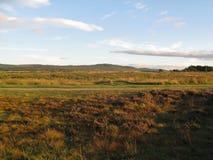 El campo de batalla de Culloden amarra Inverness, Escocia Imagen de archivo libre de regalías