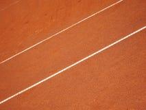El campo de tenis alinea (64) Fotos de archivo
