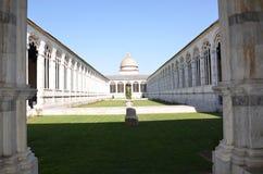 Campo Santo Fotos de archivo libres de regalías